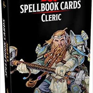 Cleric Spell Deck