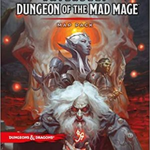 Dungeon of the Mad Mage Maps