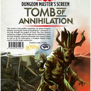 Tomb of Annihilation Screen