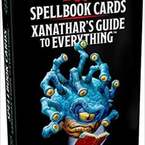 Xanathar's Guide Spell Cards