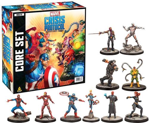 Marvel Crisis Protocol Core - Millennium Games