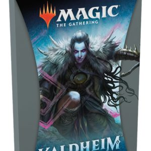 Kaldheim Theme Black