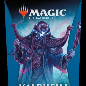 Kaldheim Theme Blue